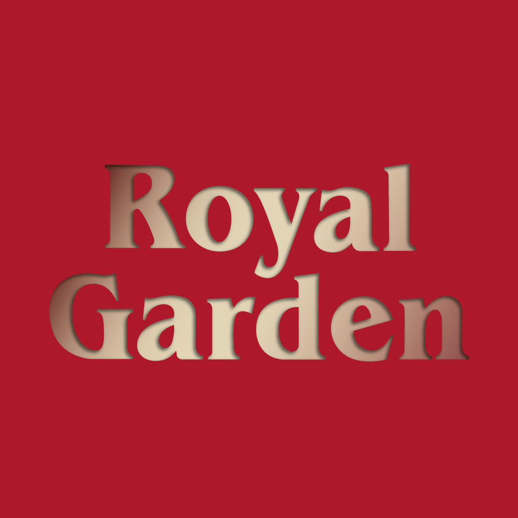 Royal Garden Online Takeaway Menu Logo