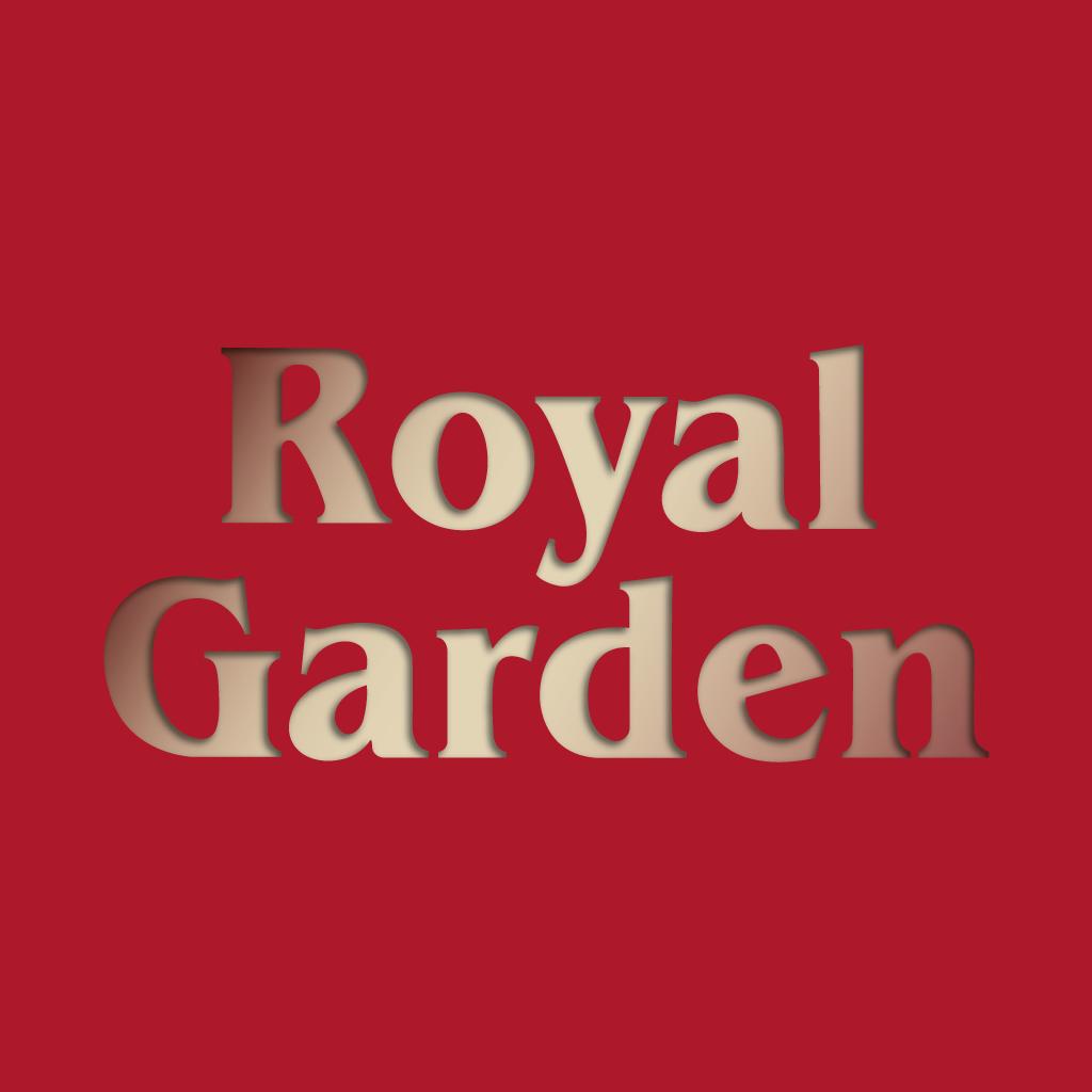 Royal Garden Takeaway Logo