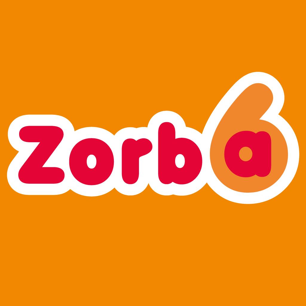 Zorbas 6 Takeaway Logo