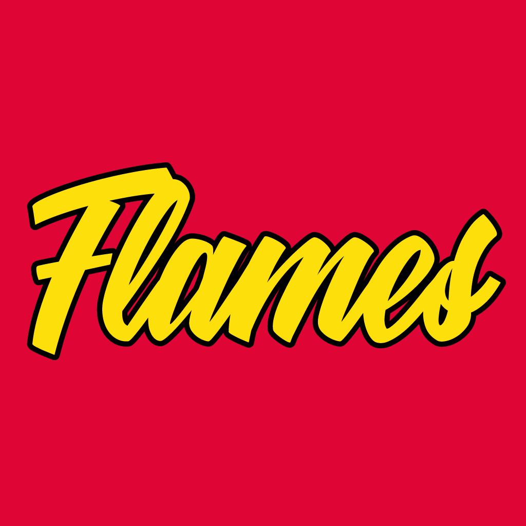 Flames Online Takeaway Menu Logo