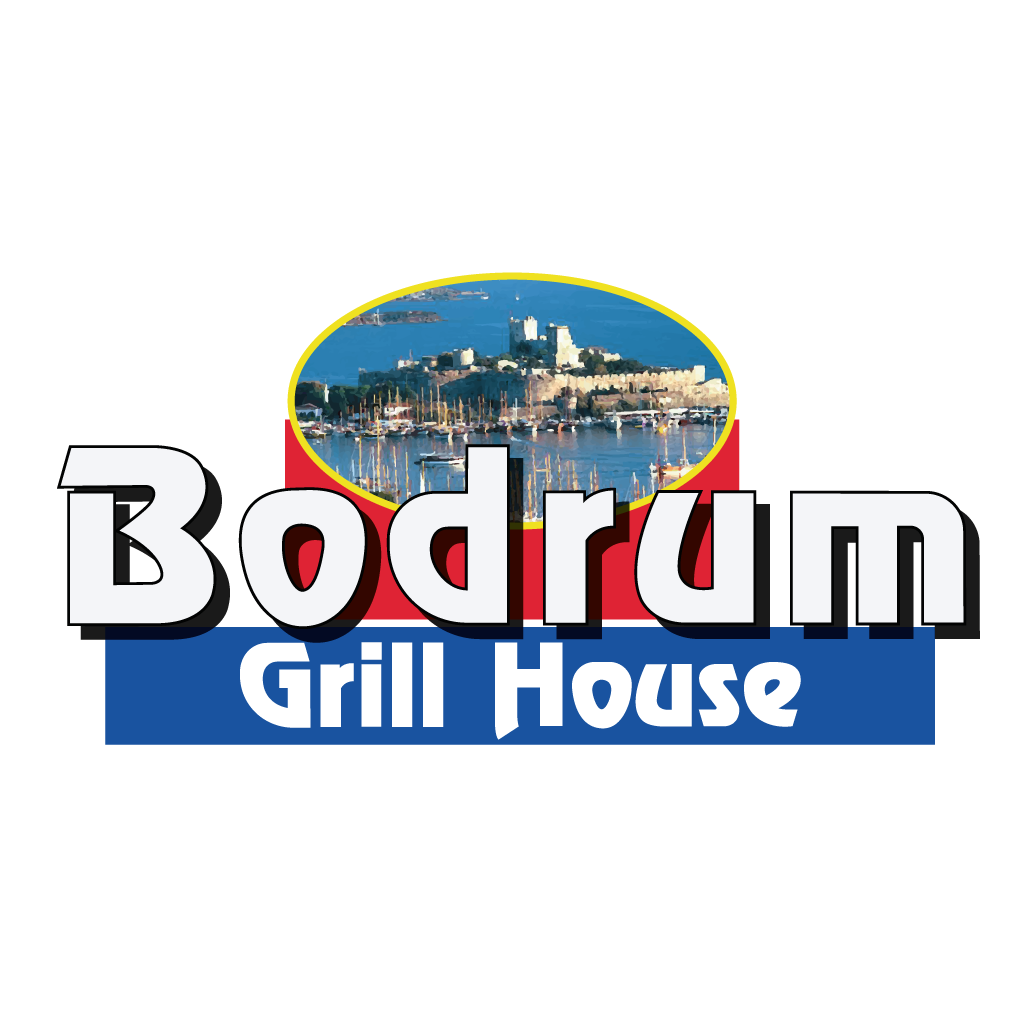 Bodrum Grill House Online Takeaway Menu Logo