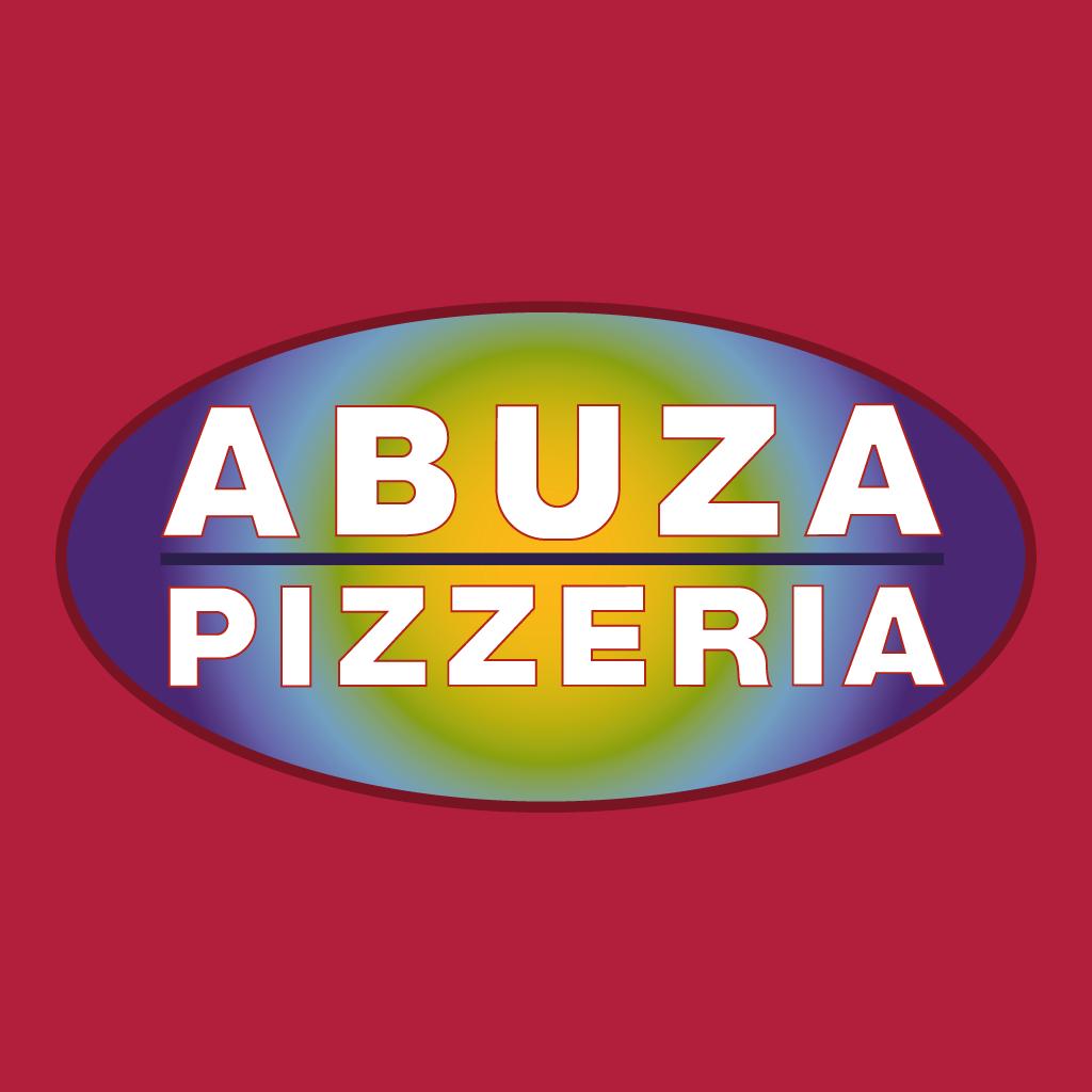 Abuza Pizzeria Online Takeaway Menu Logo