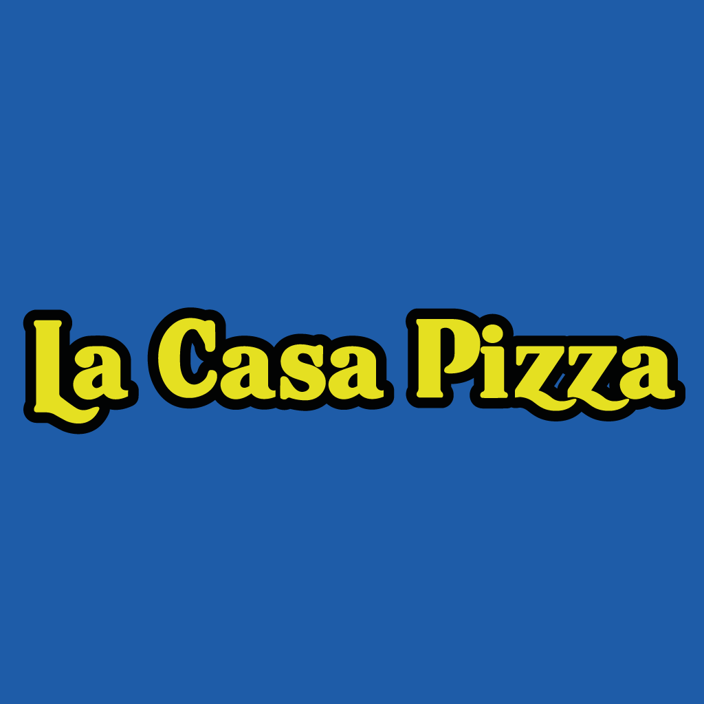 La Casa Pizza Online Menu