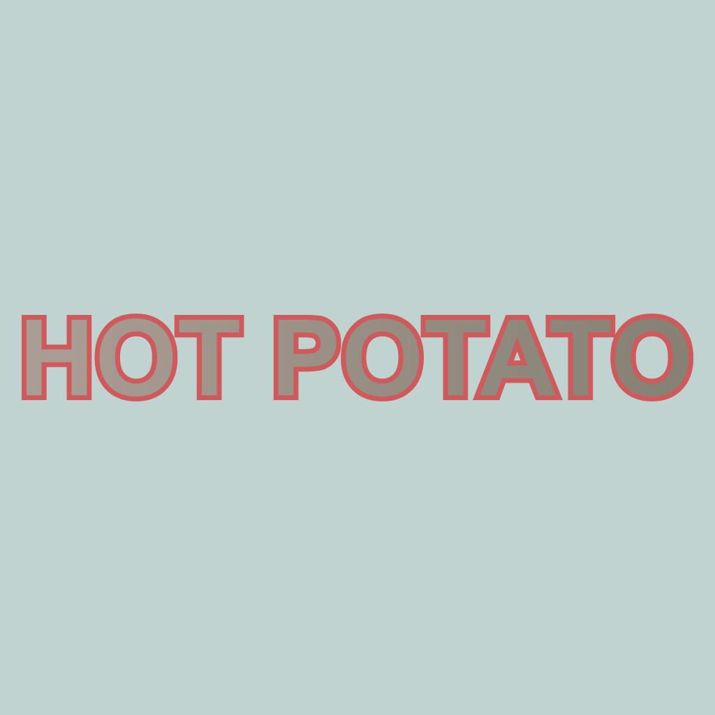 Hot Potato Online Takeaway Menu Logo