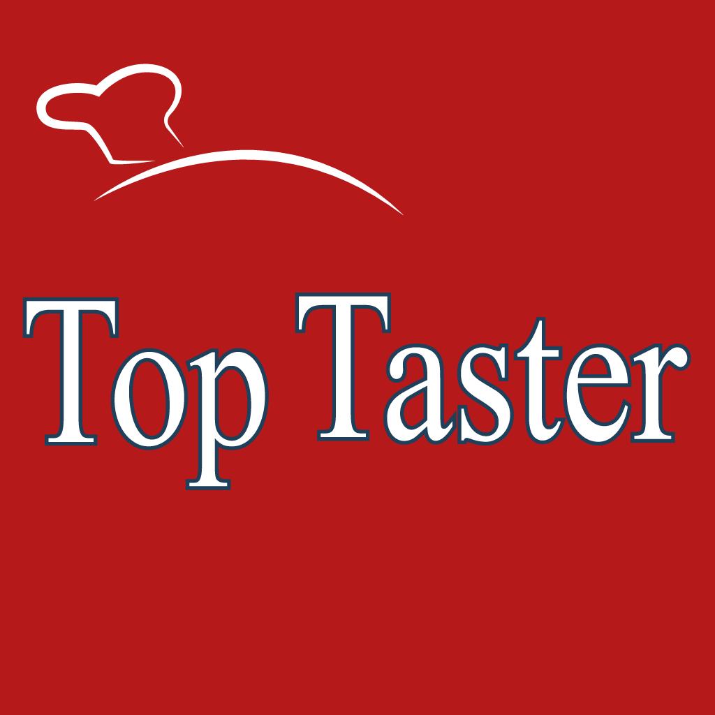 Top Taster Online Takeaway Menu Logo