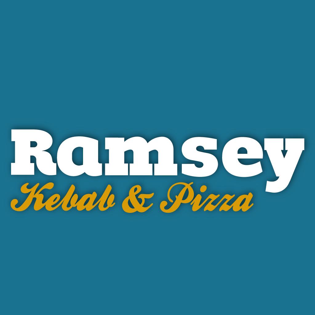 Ramsey Kebab and Pizza Online Takeaway Menu Logo