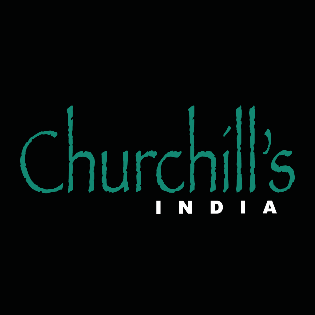 Churchill's India Online Takeaway Menu Logo