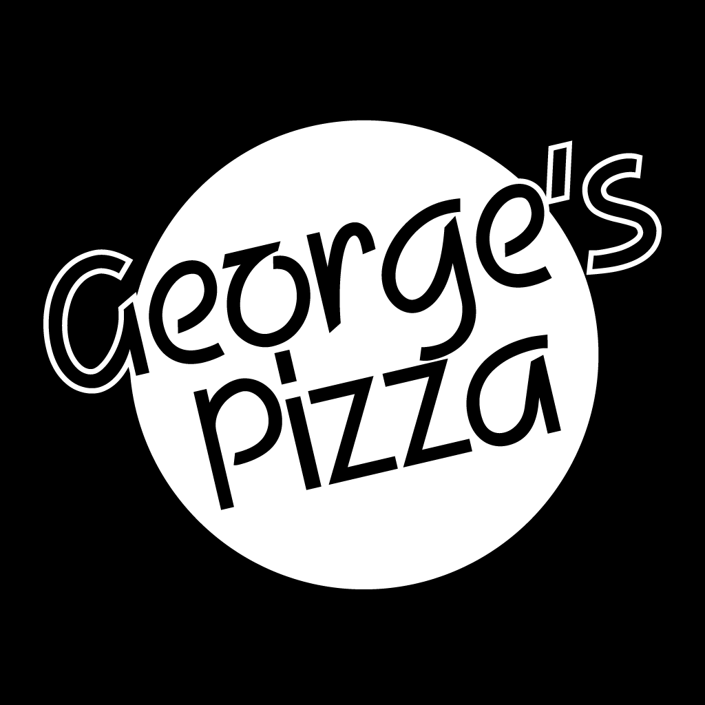 Georges Pizza Online Takeaway Menu Logo