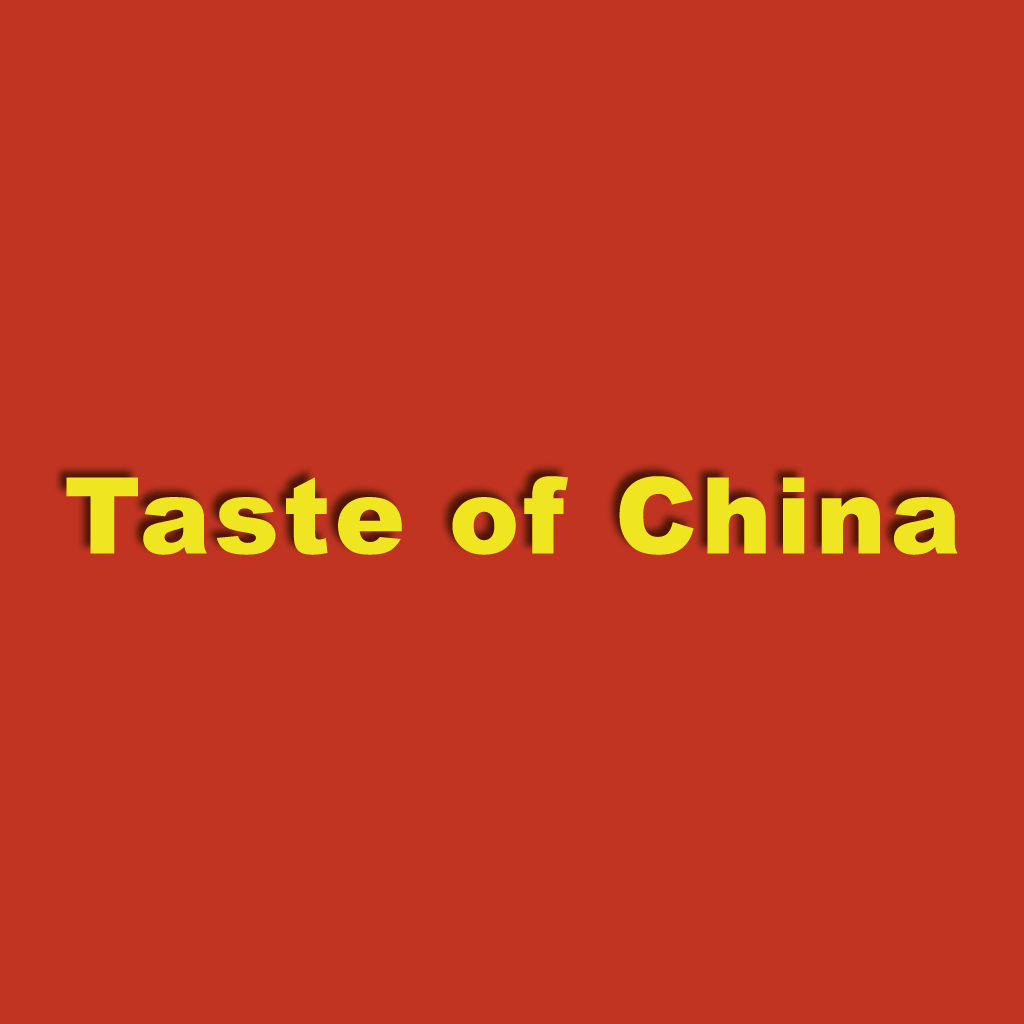 Taste Of China Online Takeaway Menu Logo