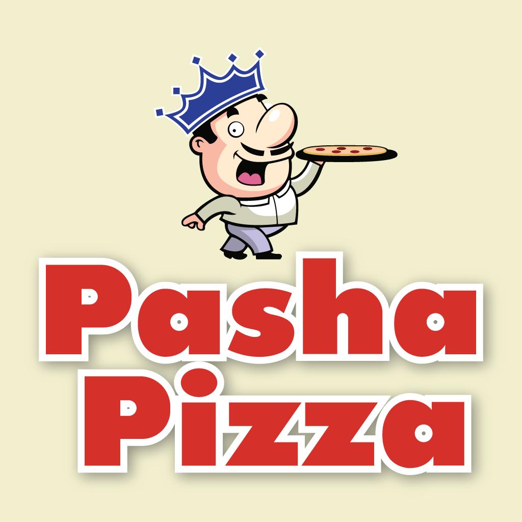Pasha Pizza Online Takeaway Menu Logo