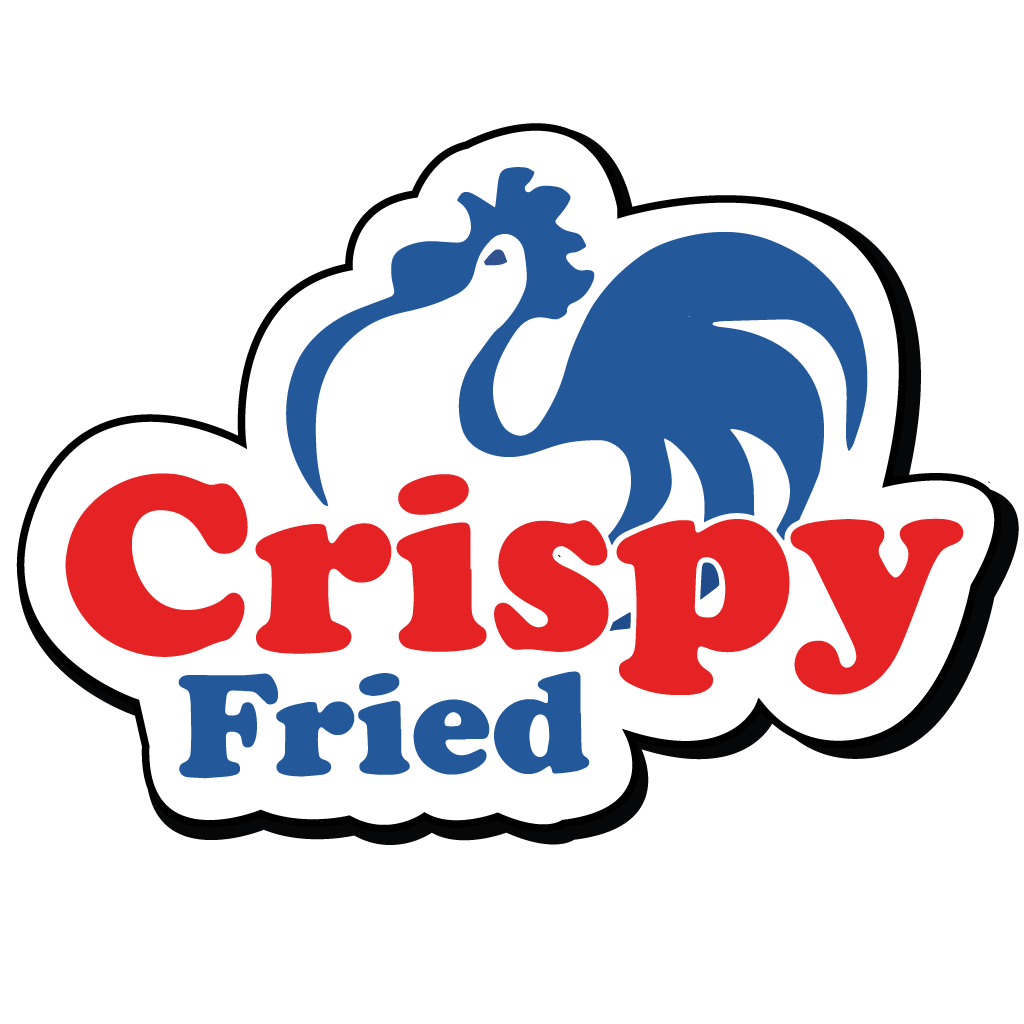 Crispy Fried Online Takeaway Menu Logo
