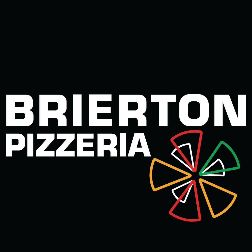 Brierton Pizzeria Online Takeaway Menu Logo