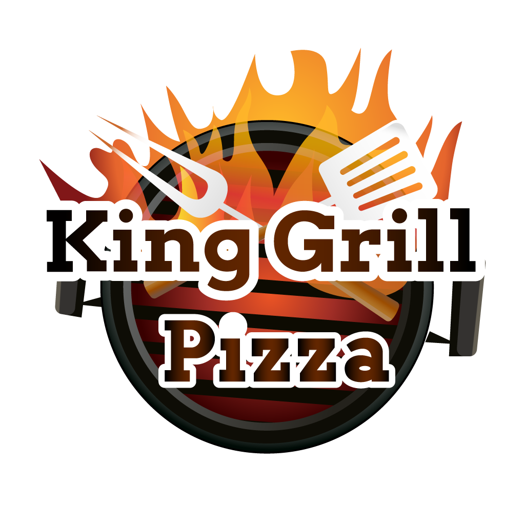 King Grill Pizza Online Takeaway Menu Logo