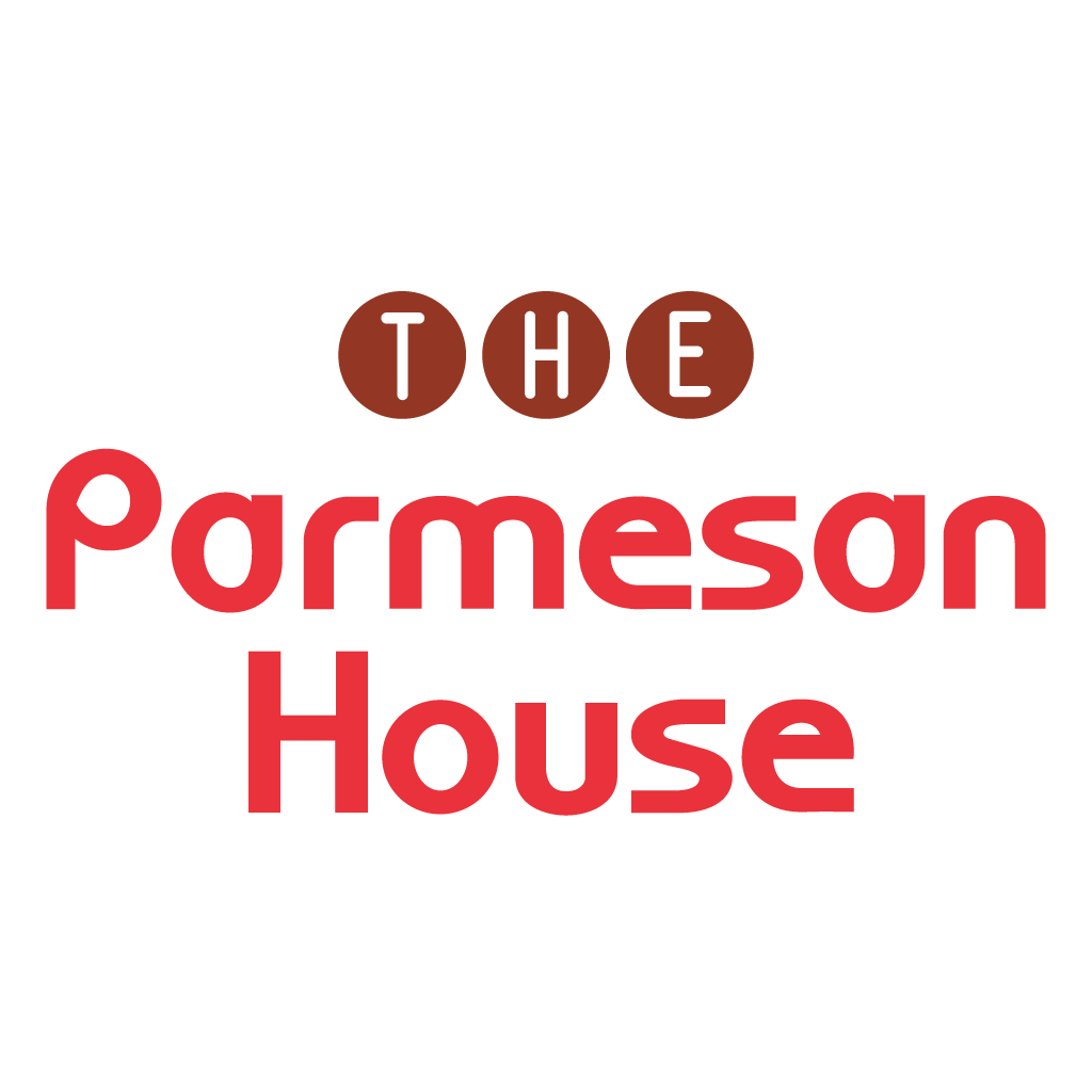 The Parmesan House Takeaway Logo