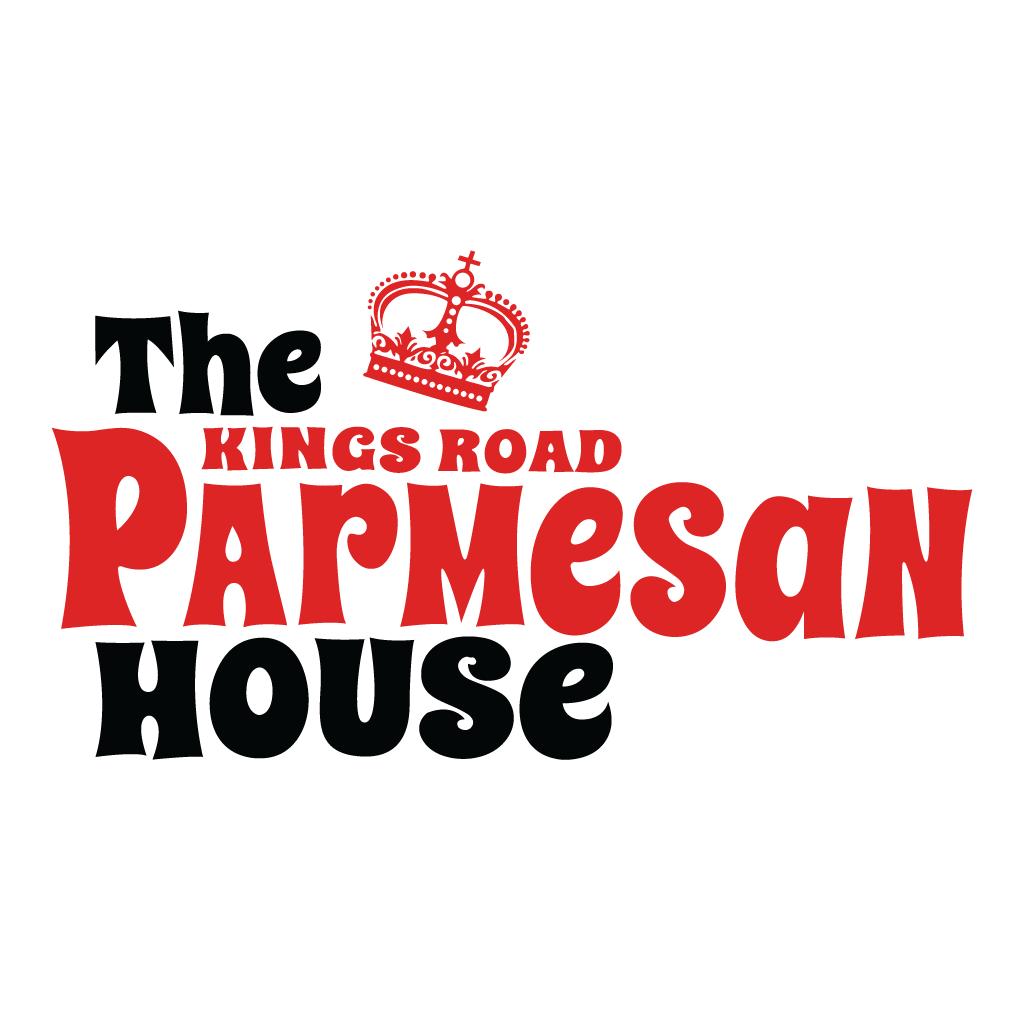 The Kings Road Parmesan House Online Takeaway Menu Logo