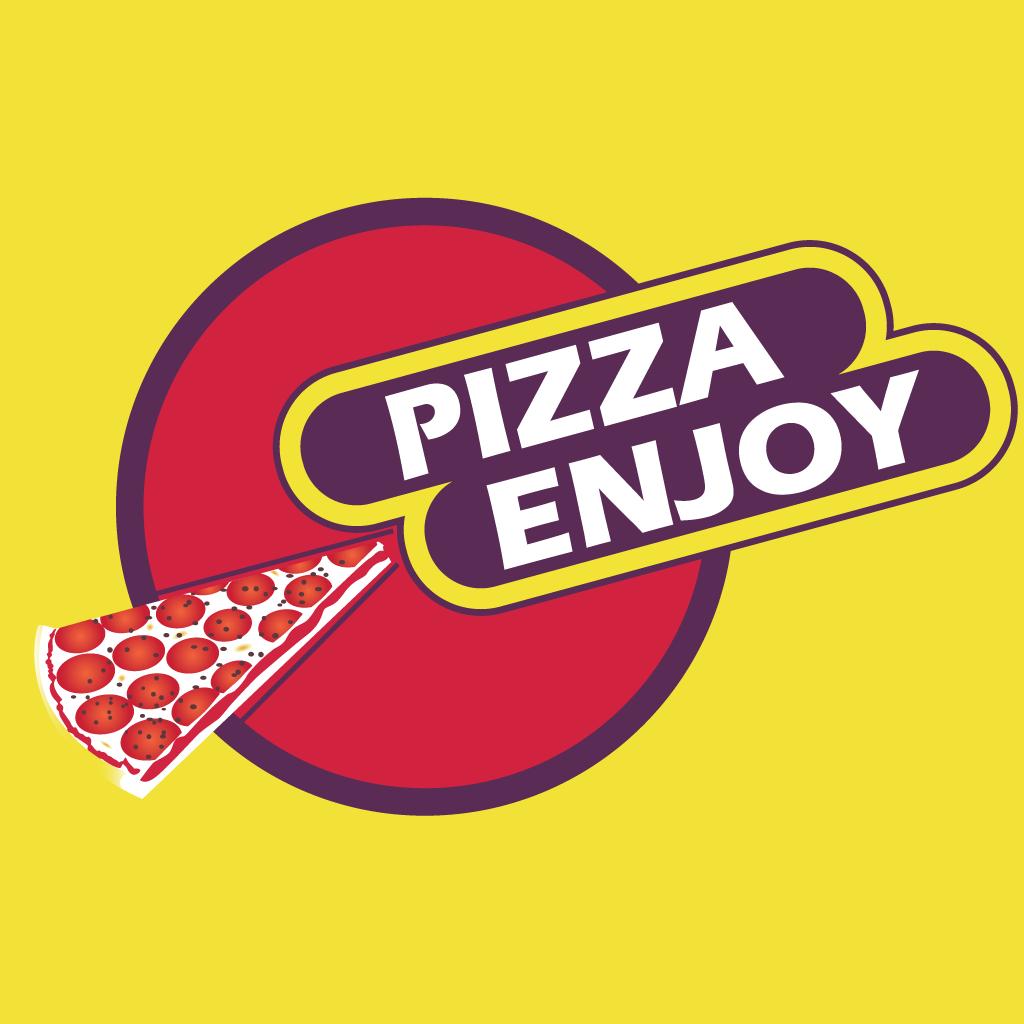 Pizza Enjoy Takeaway Logo