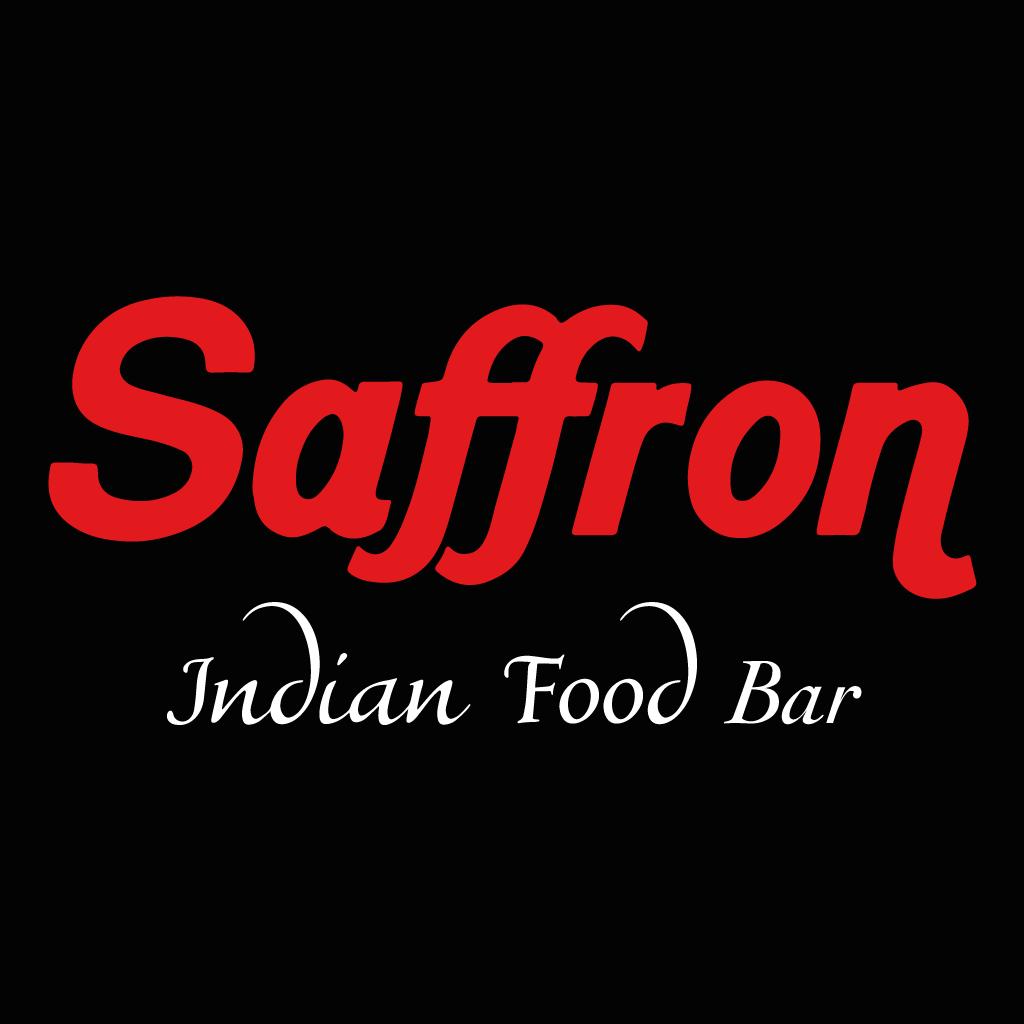 Saffron Indian Food Bar Online Takeaway Menu Logo