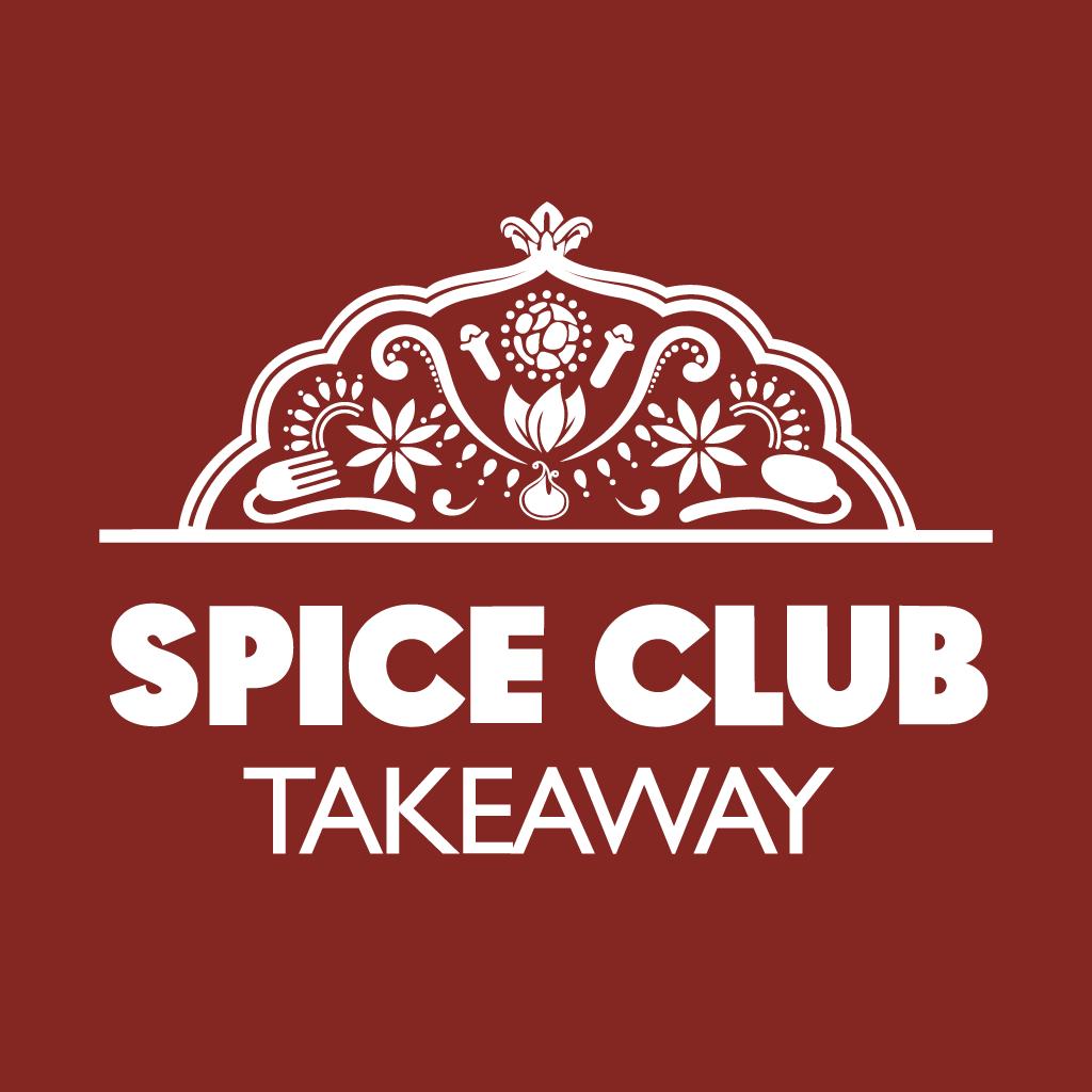 Spice Club Online Takeaway Menu Logo