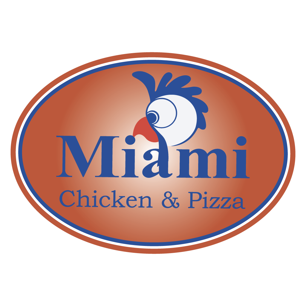 Miami Chicken & Pizza Online Takeaway Menu Logo