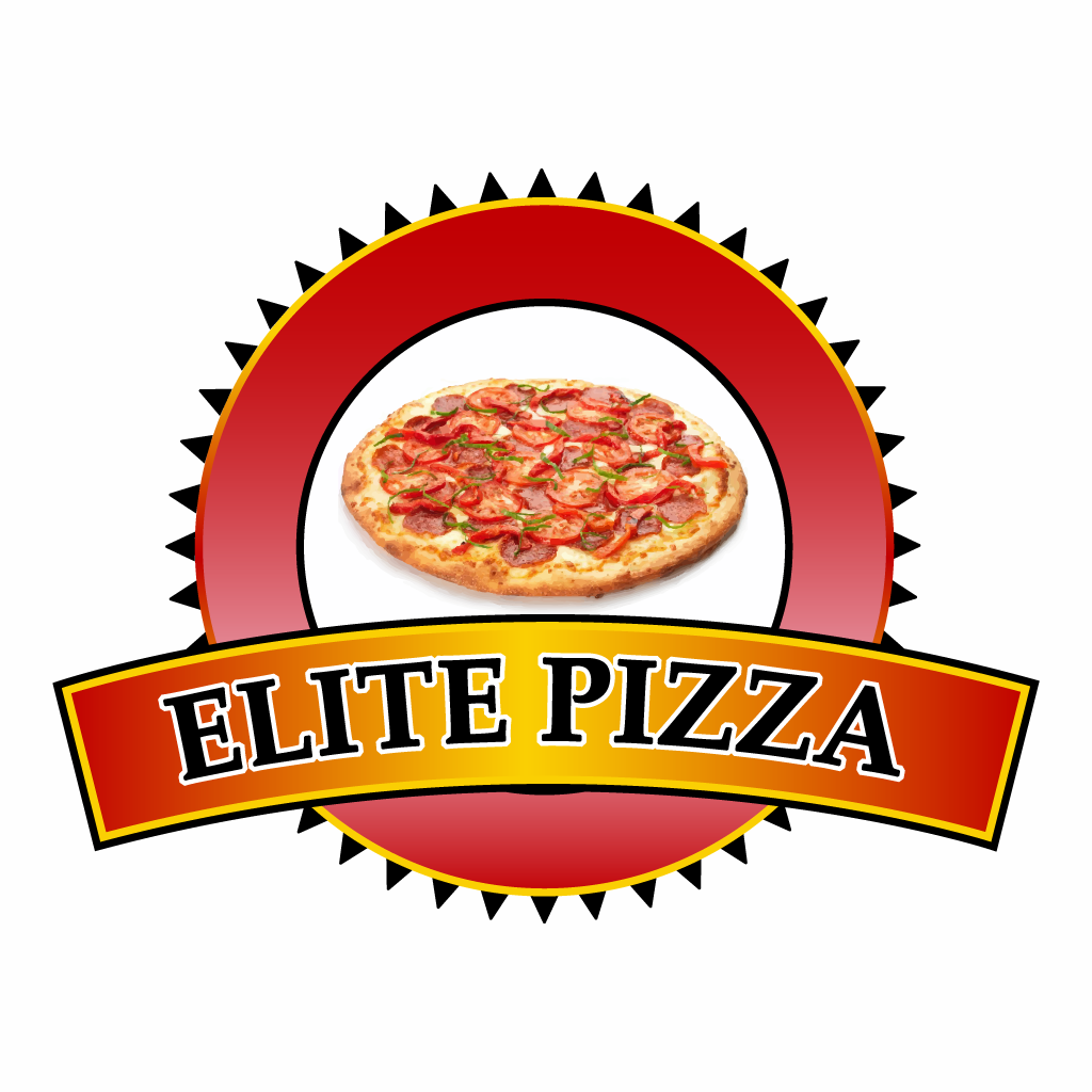 Elite Pizza Online Takeaway Menu Logo