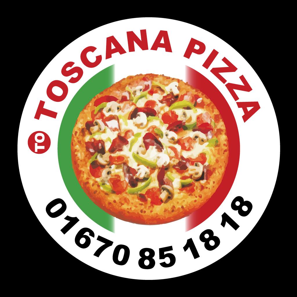 Toscana Pizza Online Takeaway Menu Logo