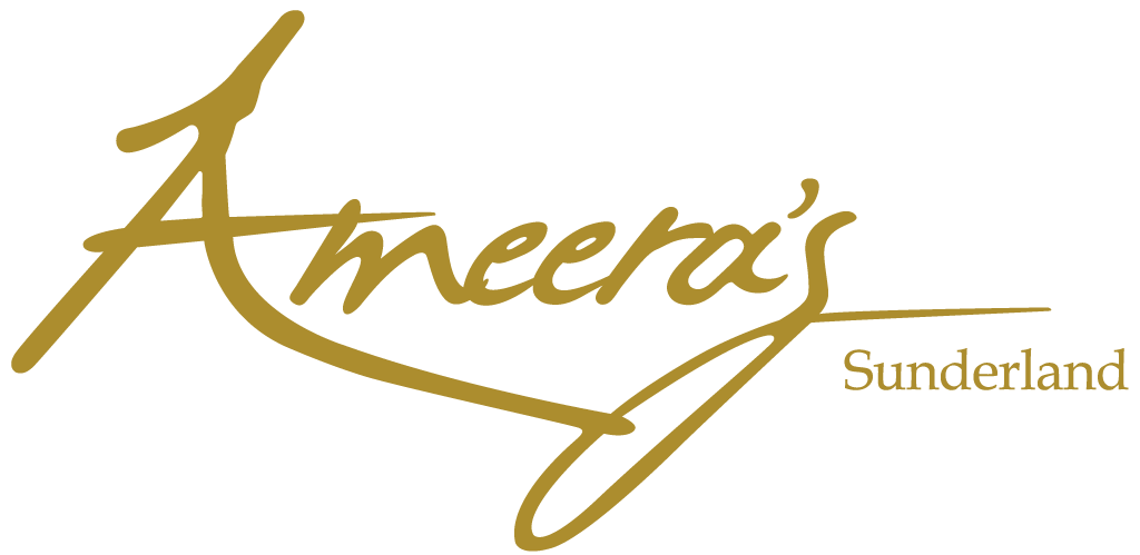 Ameera's Fine Indian Online Takeaway Menu Logo