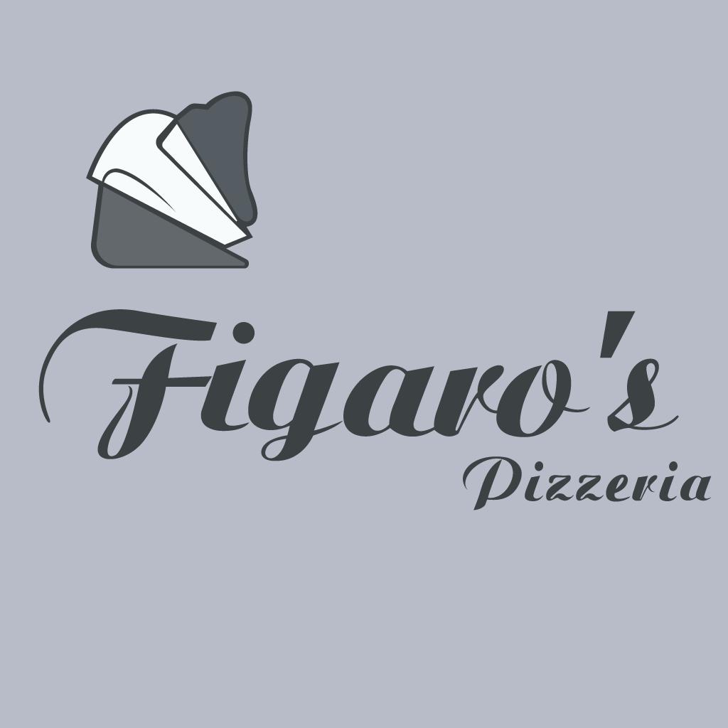 Figaro's Pizzeria Online Takeaway Menu Logo