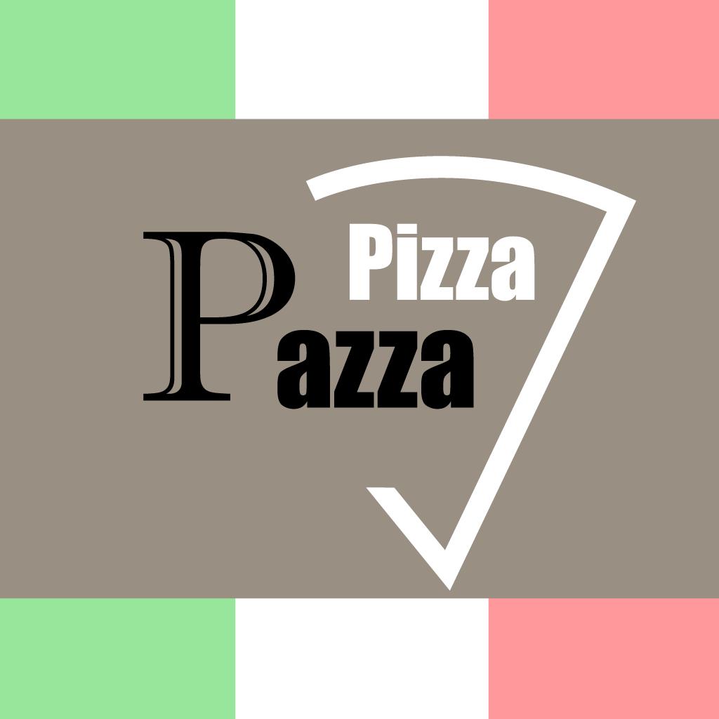 Pizza Pazza Online Takeaway Menu Logo