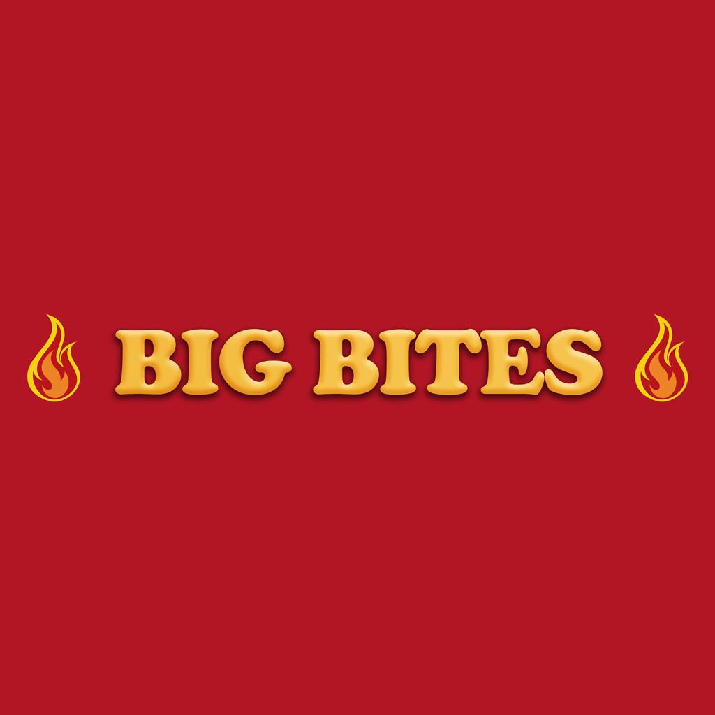 Big Bites Takeaway Logo