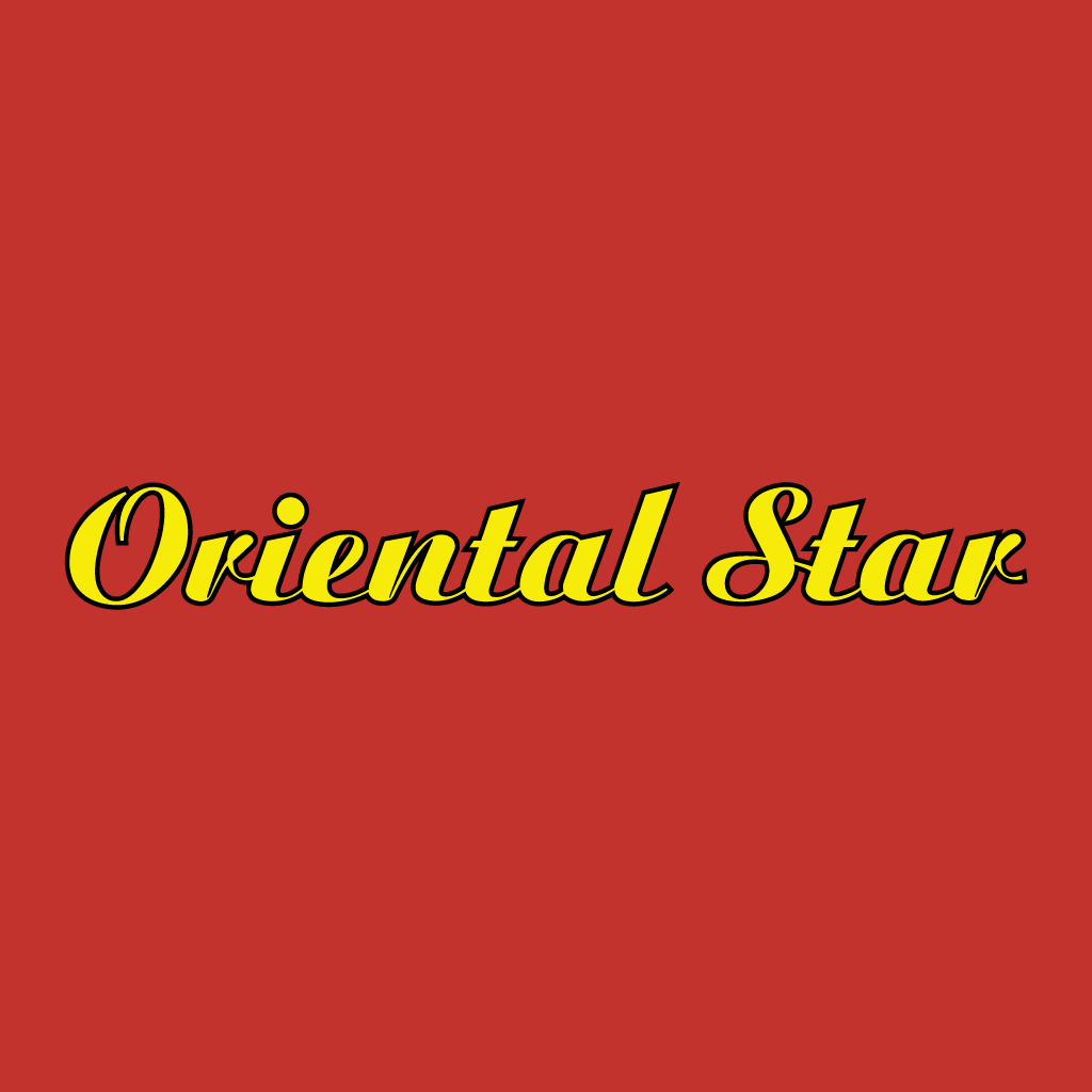 Oriental Star Online Takeaway Menu Logo