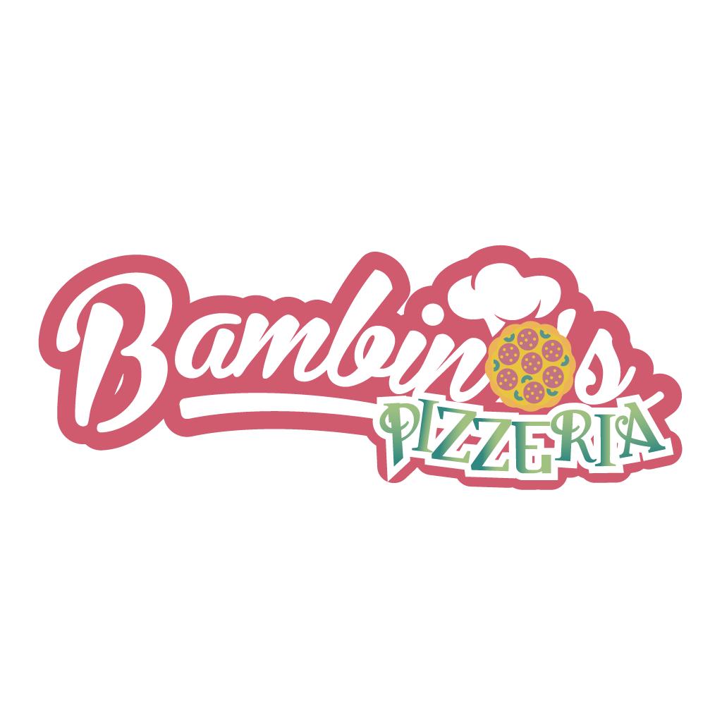Bambino's Pizzeria Online Takeaway Menu Logo