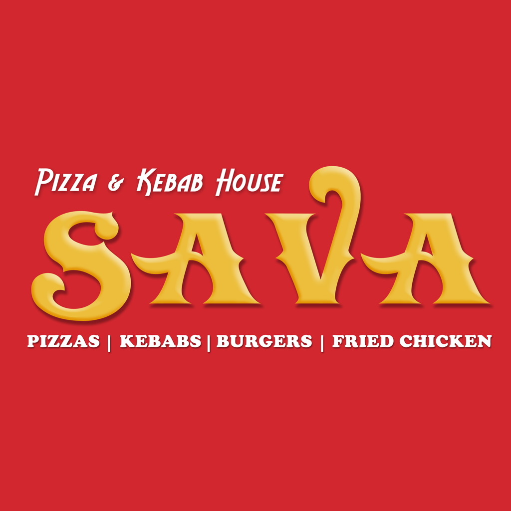 Sava's Pizza and Kebab House Online Takeaway Menu Logo