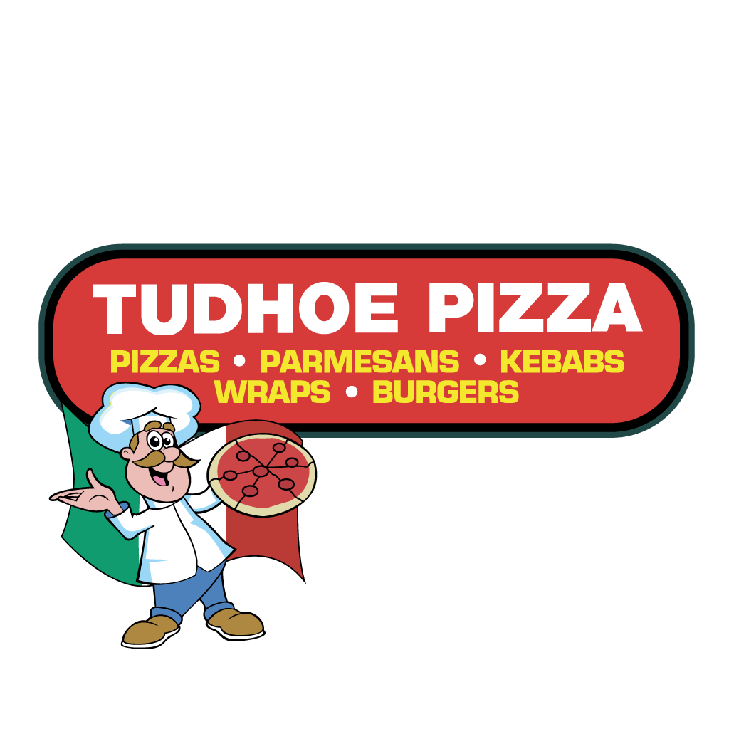 Pizza Tudhoe Online Takeaway Menu Logo