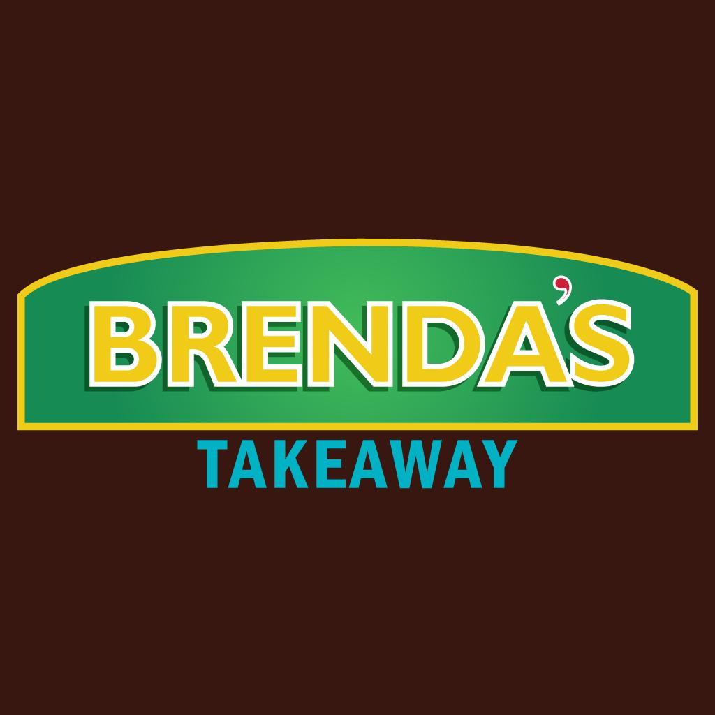 Brendas Takeaway Online Takeaway Menu Logo