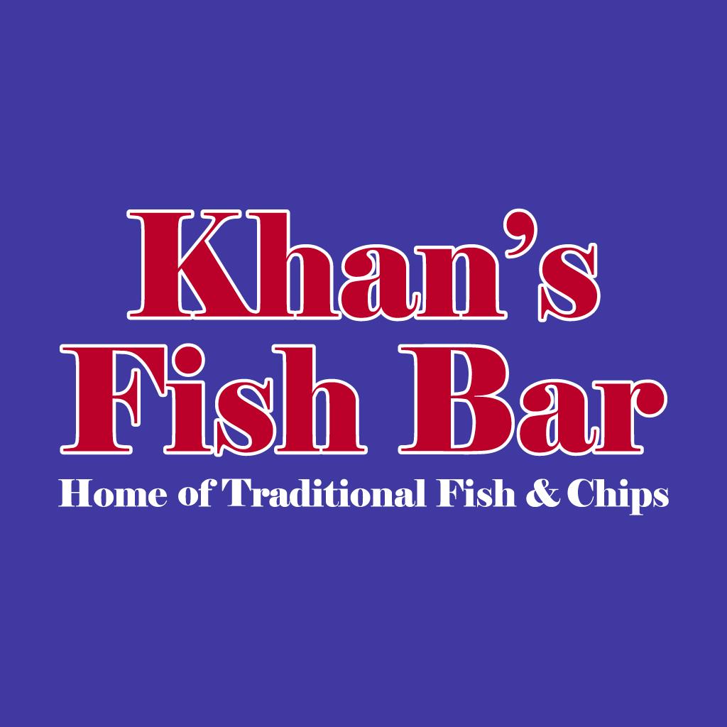 Khans Fish Bar Online Takeaway Menu Logo