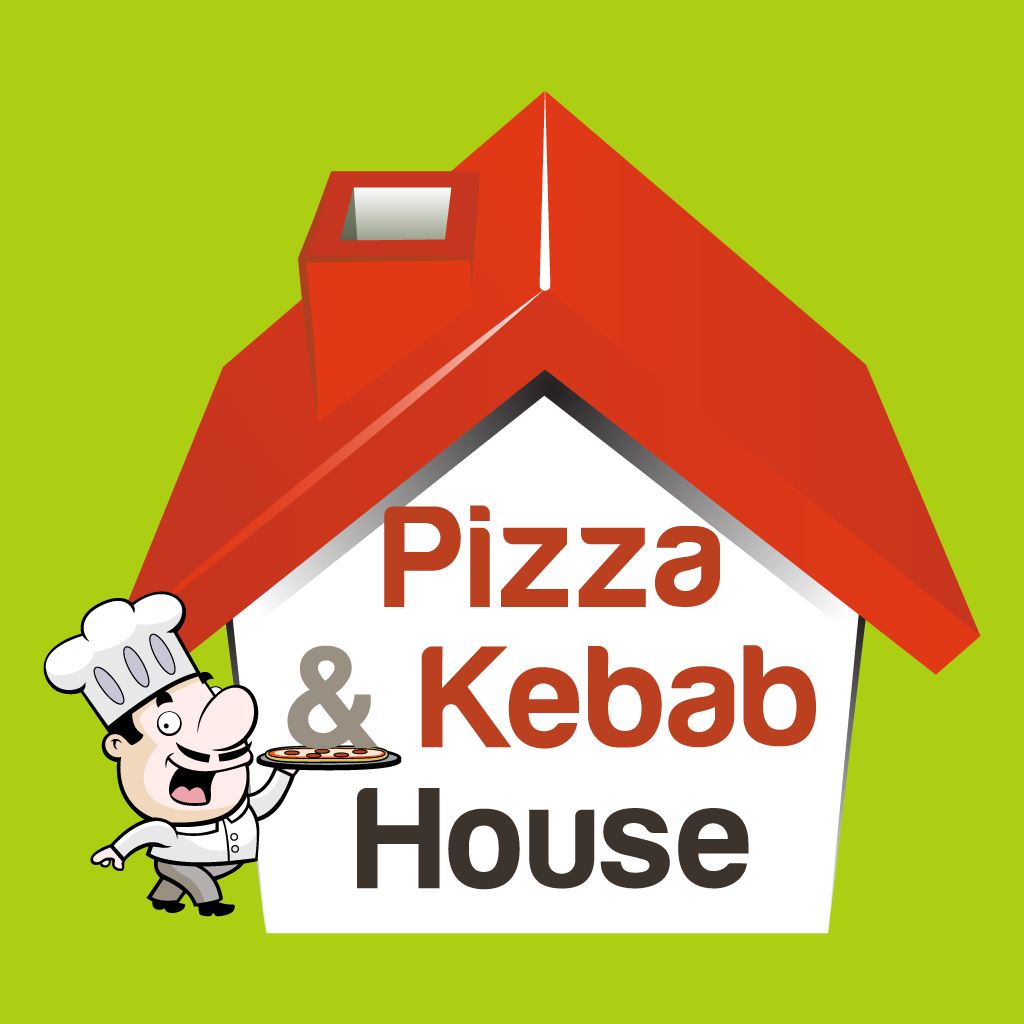 Pizza and Kebab House Online Takeaway Menu Logo
