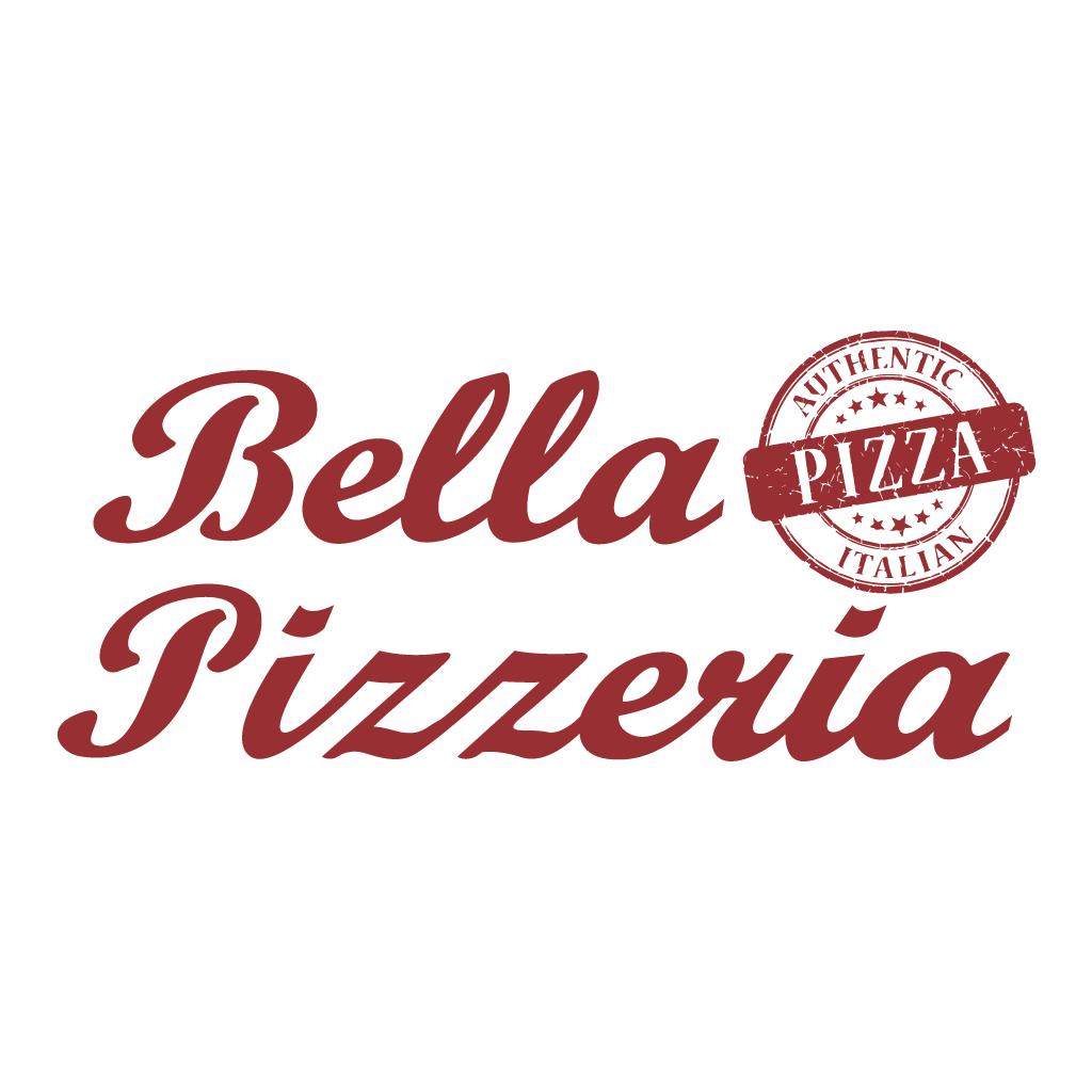 Bella Pizzeria Online Takeaway Menu Logo