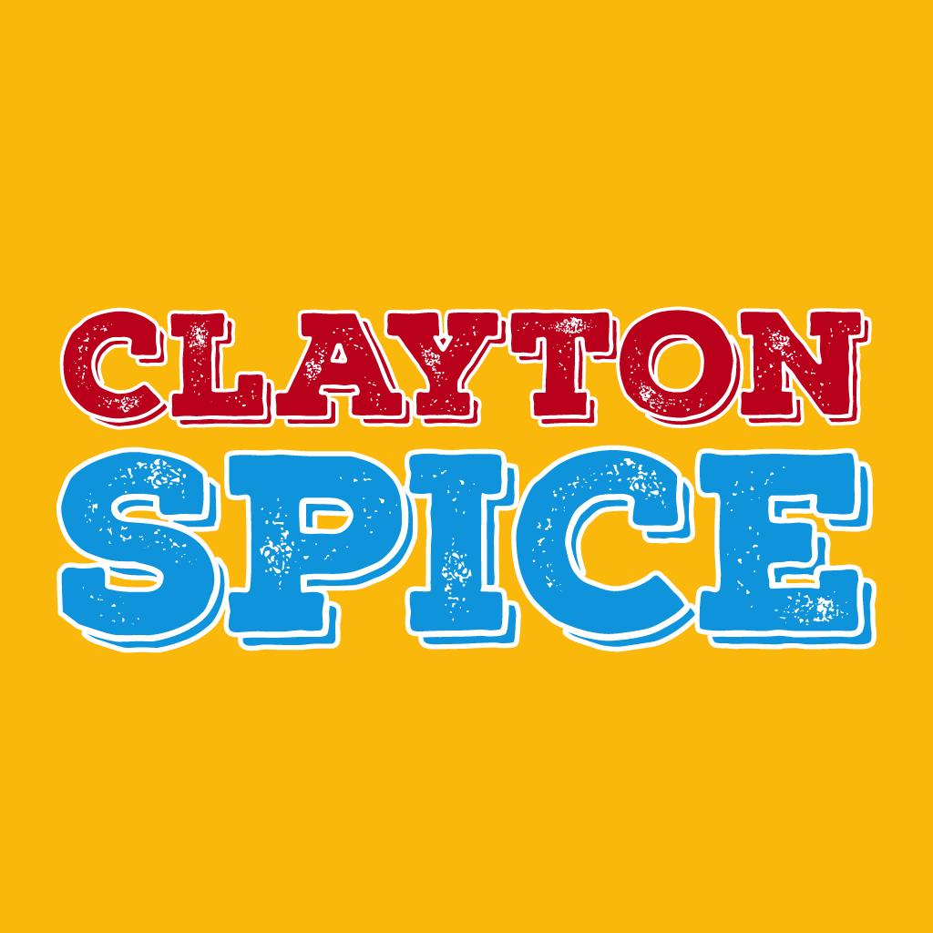 Clayton Spice Online Takeaway Menu Logo