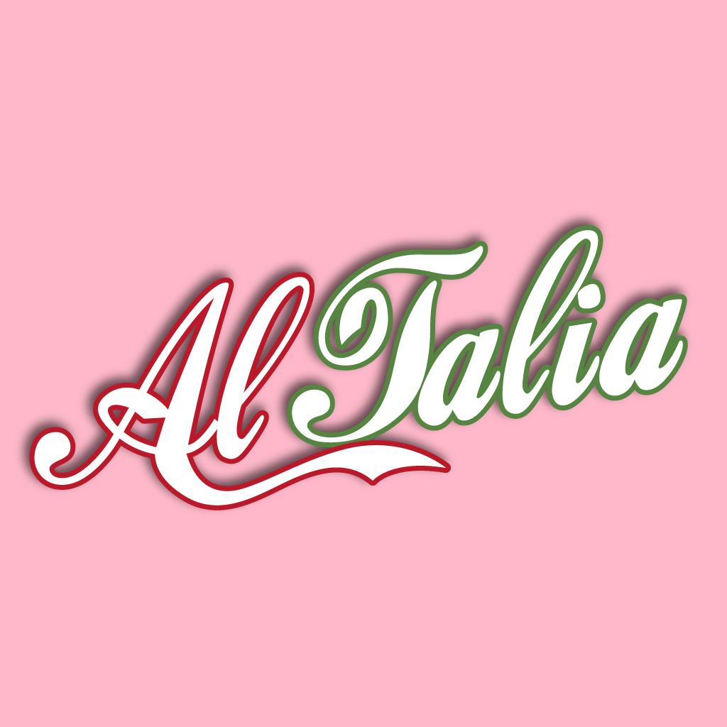 Pizza Altalia Online Takeaway Menu Logo