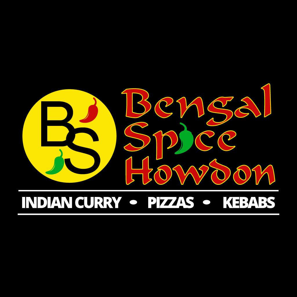 Bengal Spice Howden Online Takeaway Menu Logo