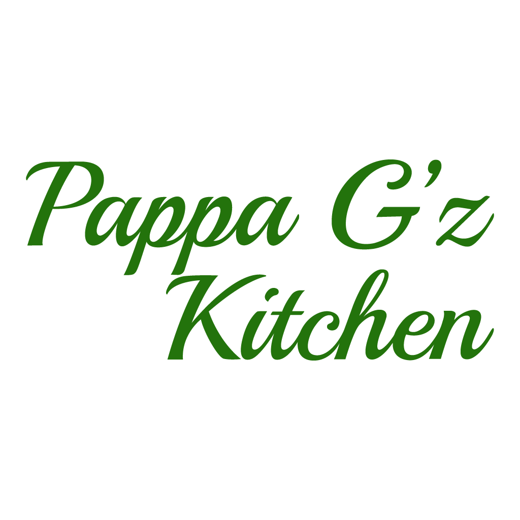 Pappa G'z Kitchen Online Takeaway Menu Logo