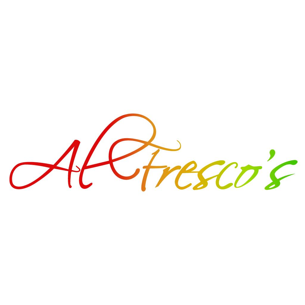 Al Fresco's Online Takeaway Menu Logo