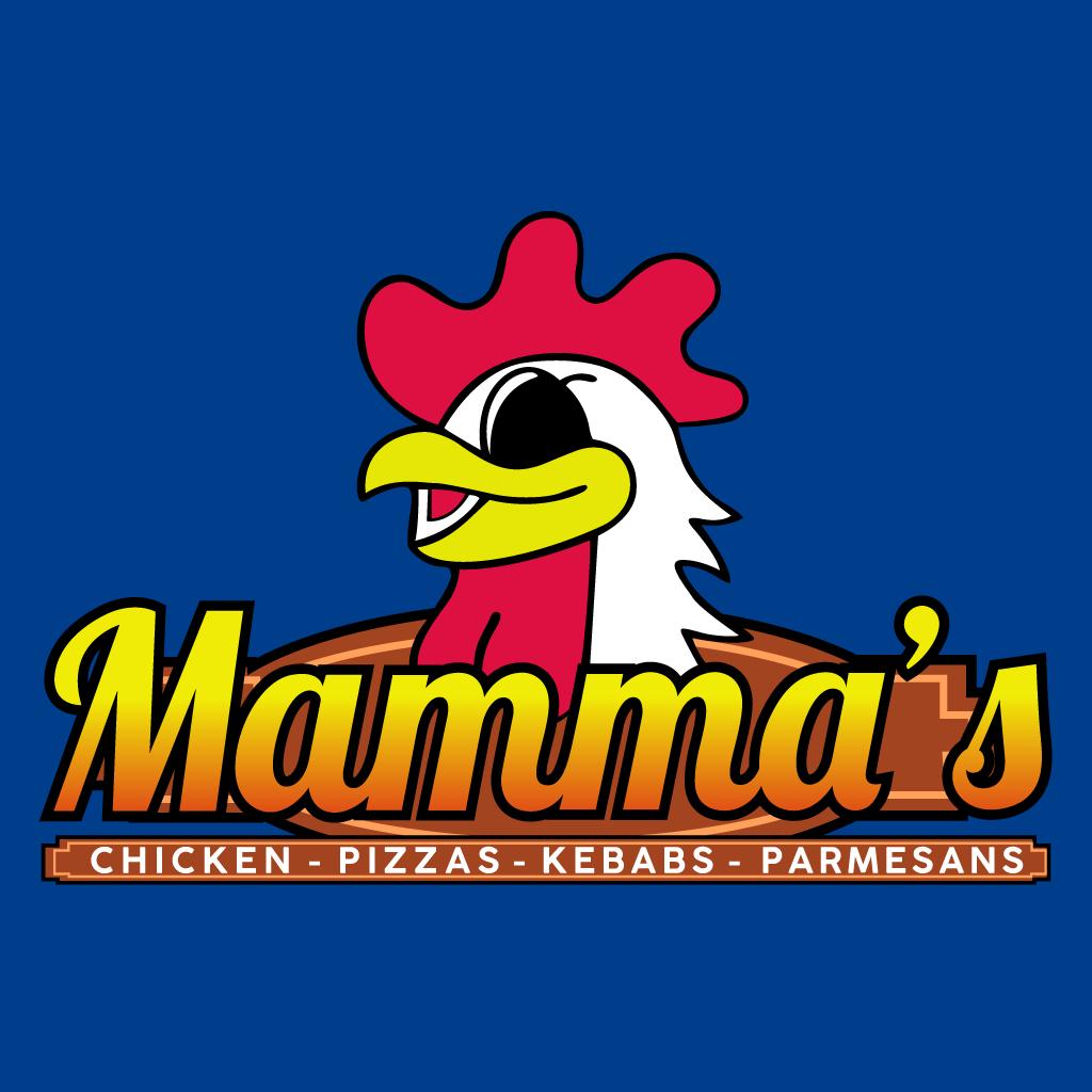 Mamma's Online Takeaway Menu Logo