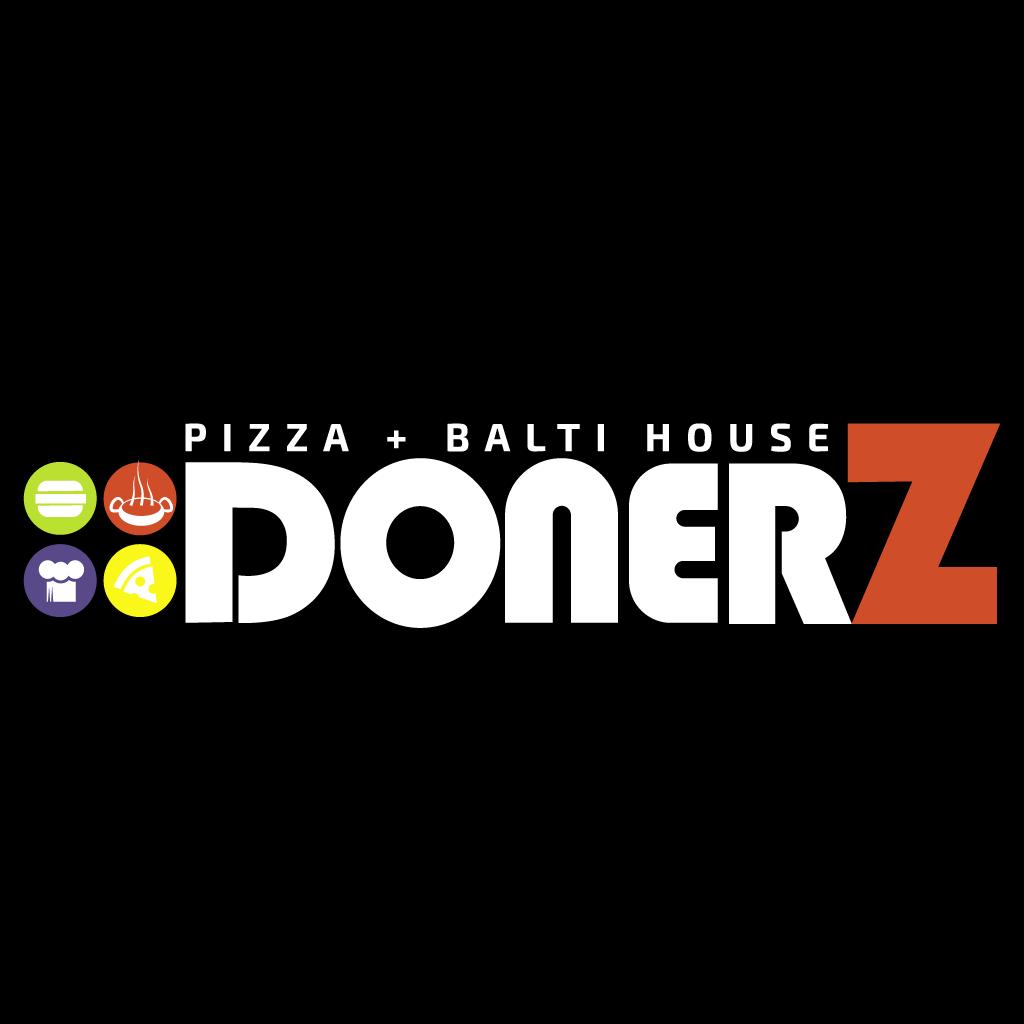 DonerZ Online Takeaway Menu Logo
