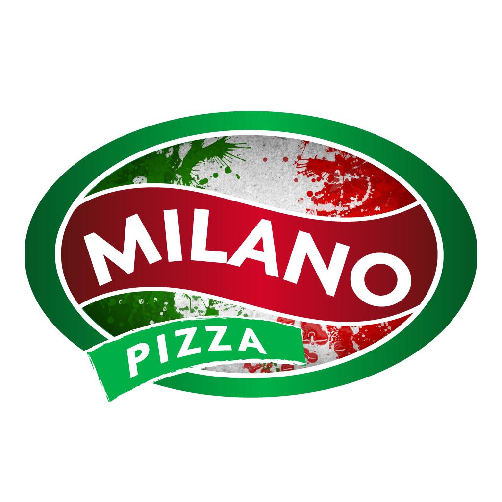 Milano Pizza Online Takeaway Menu Logo