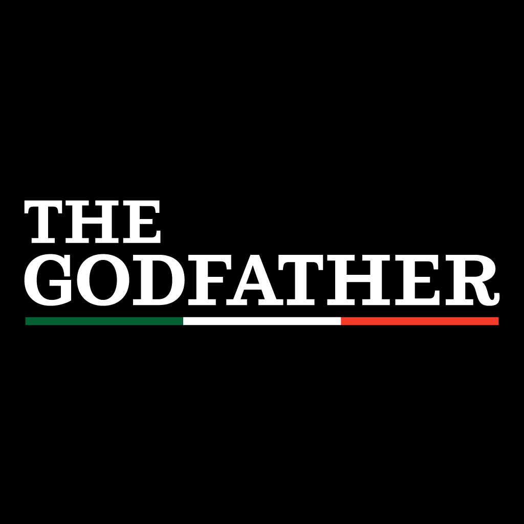 The Godfather Online Takeaway Menu Logo