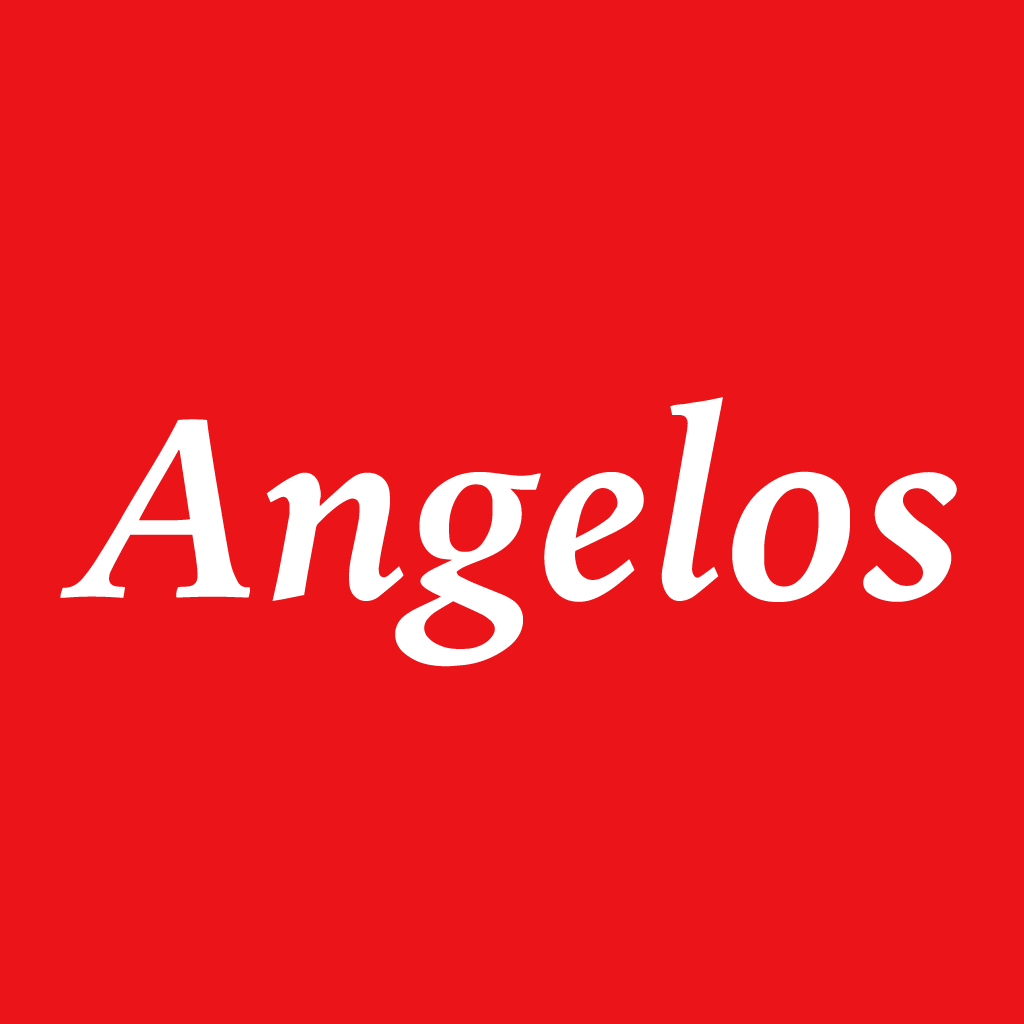 Angelos Pizzeria Online Takeaway Menu Logo