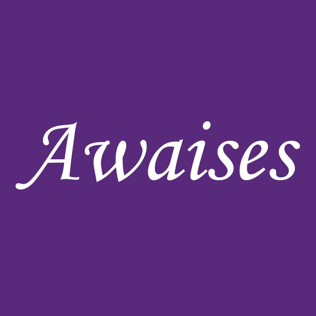 Awaises Online Takeaway Menu Logo