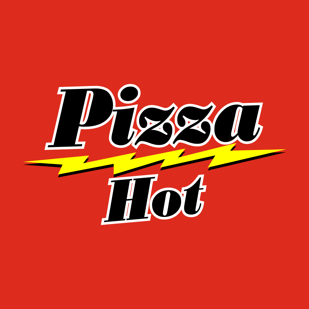 Pizza Hot Takeaway Logo
