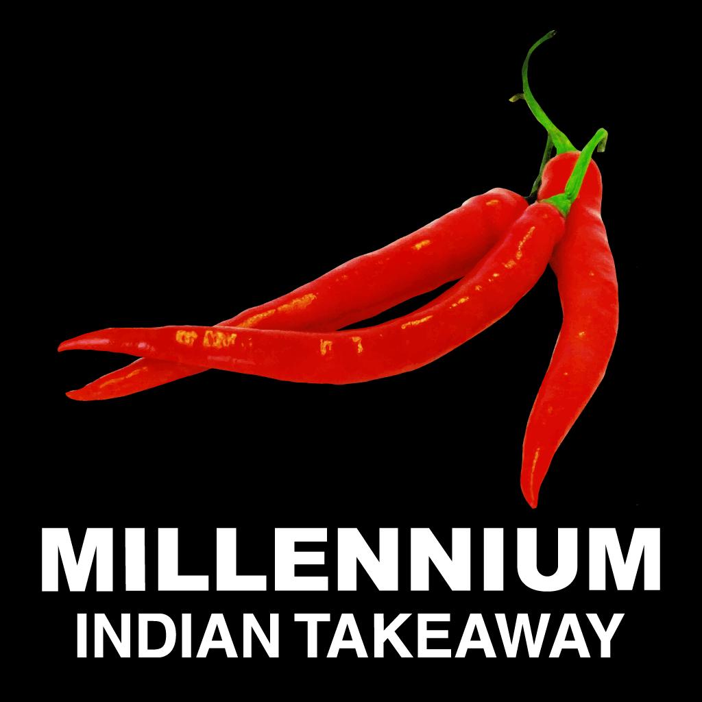 Millennium Online Takeaway Menu Logo